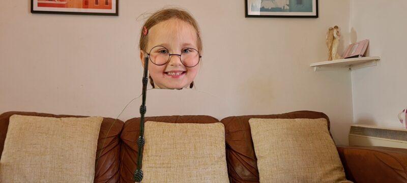 Harry Potter Invisibility Cloak 2