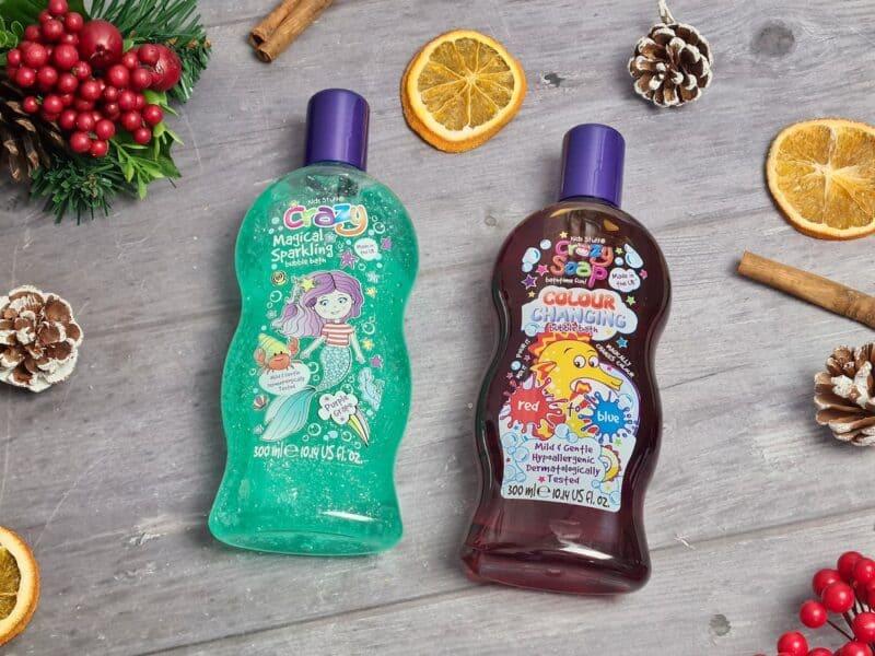 Kids Stuff Crazy Soap Colour Changing Bubble Bath