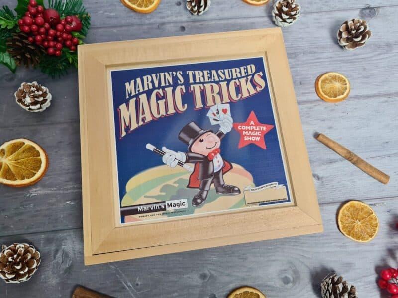 Marvin's Magic - Treasured Tricks Wooden Magic Tricks Set
