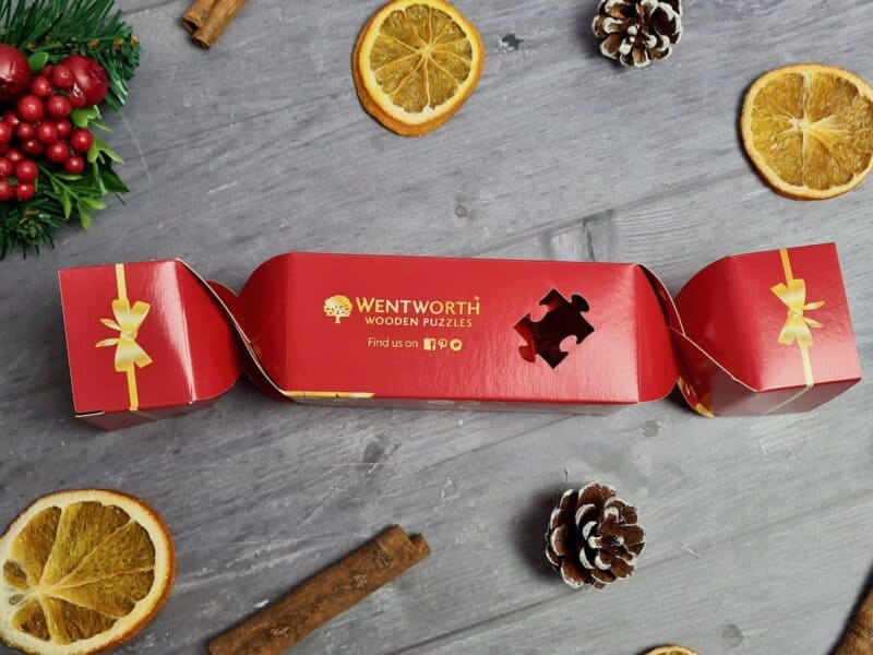 Puzzle cracker from Wentworth Wooden Puzzles
