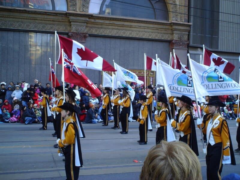 Santa Claus Parade 2007