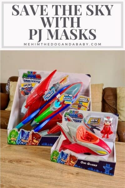 Save The Sky With PJ Masks