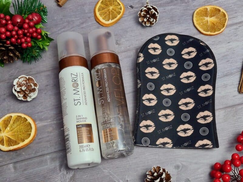 St. Moriz tanning products