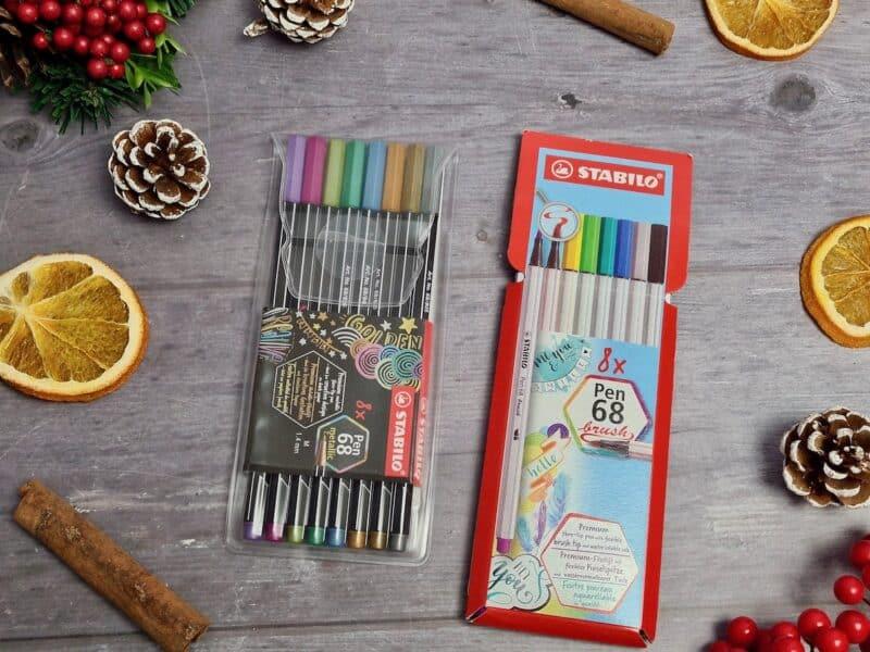 Stabilo grown up pens