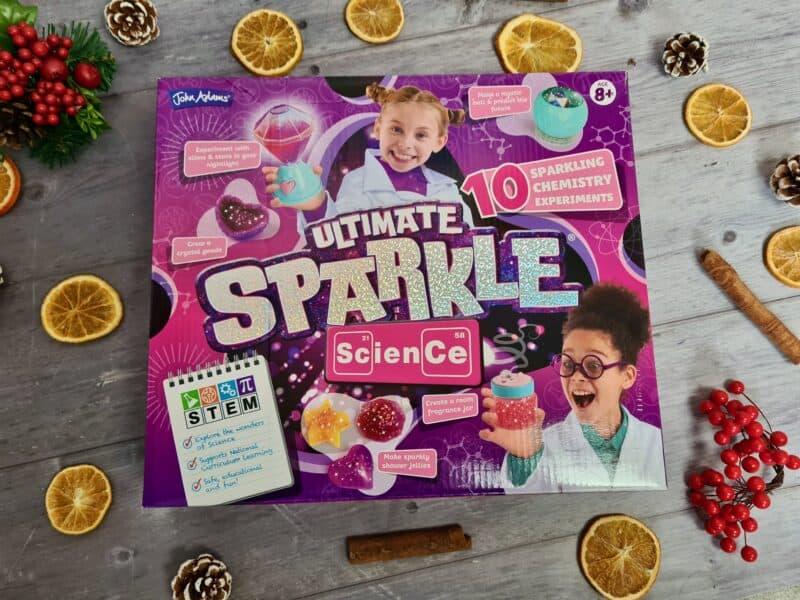 Ultimate Sparkle Science