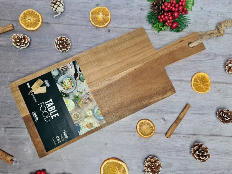 serving board from Sous Chef