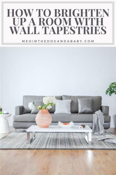 How To Brighten Up A Room With Wall Tapestries
