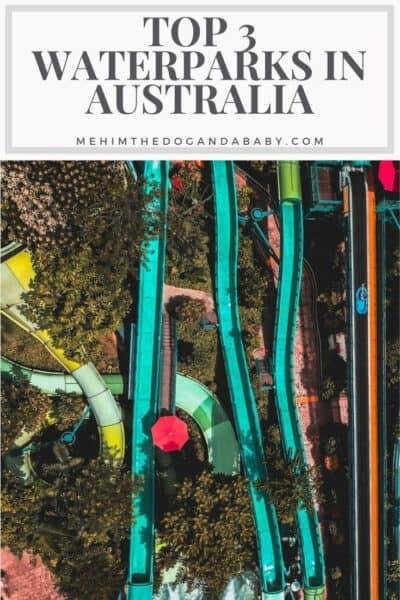 Top 3 Waterparks in Australia Pinterest