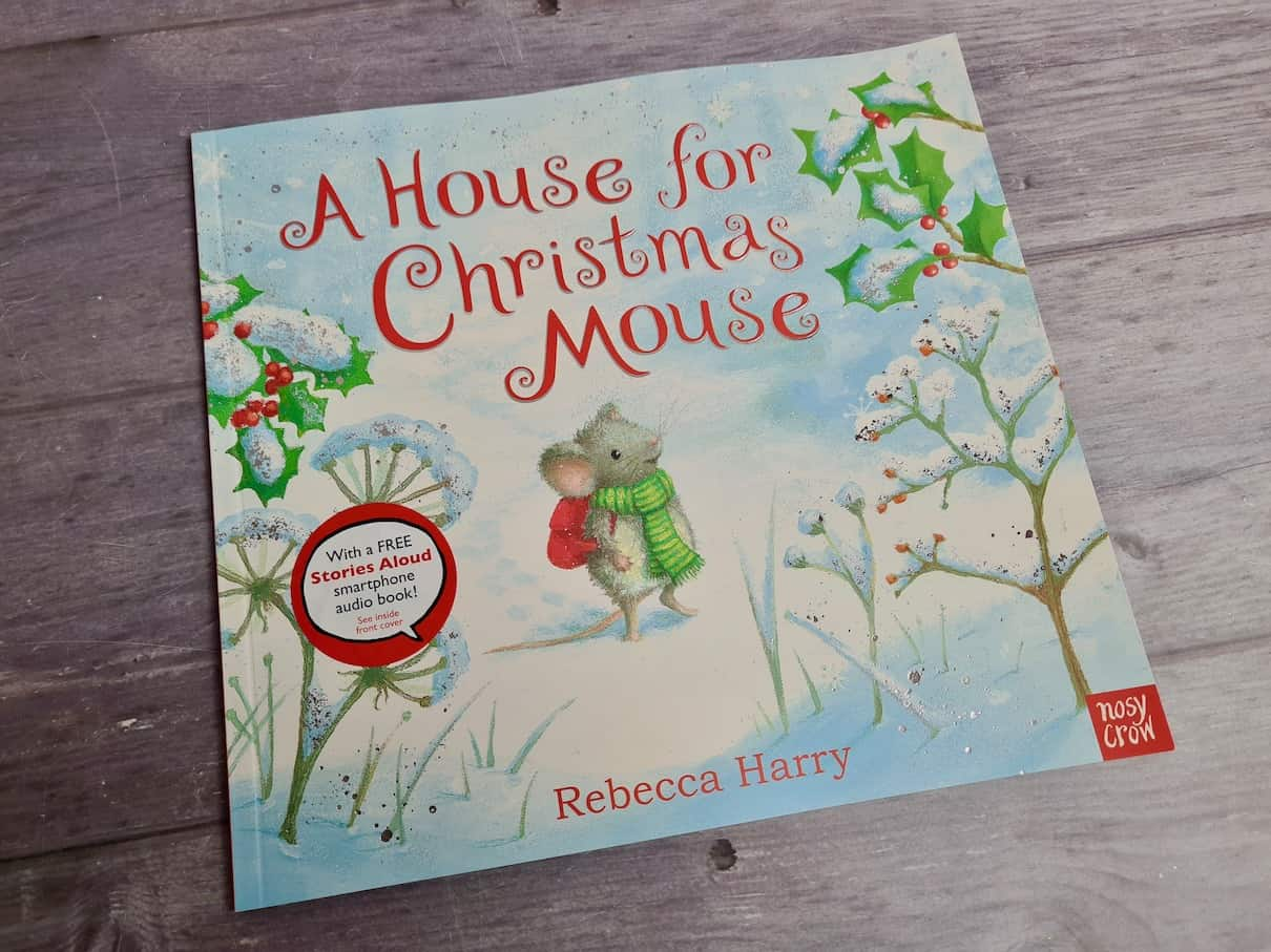 A House For Christmas Mouse cover