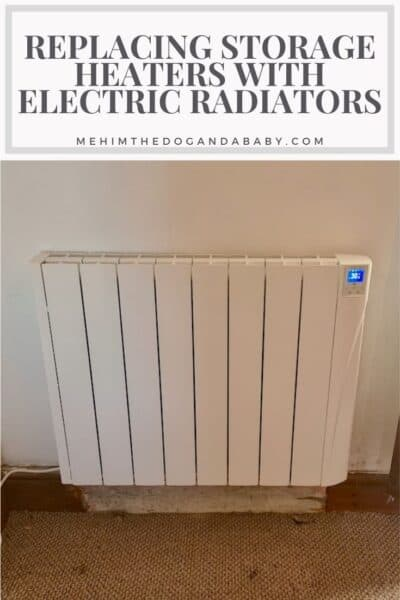 Replacing Storage Heaters With Electric Radiators Pinterest