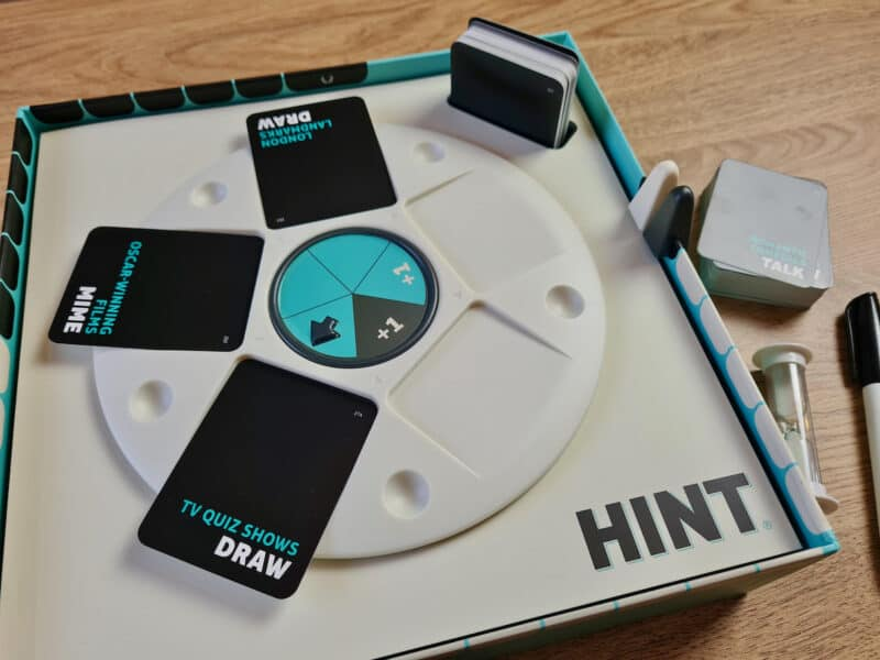 Hint Wheel