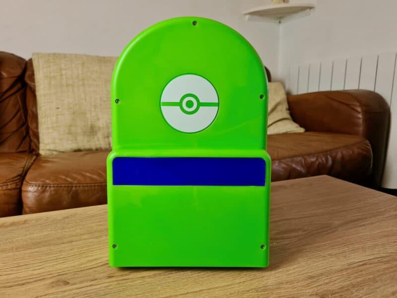 Pokémon Carry Case Playset Closed