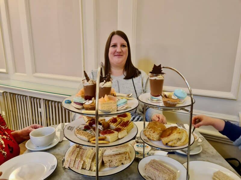 The Assembly House Narnia afternoon tea