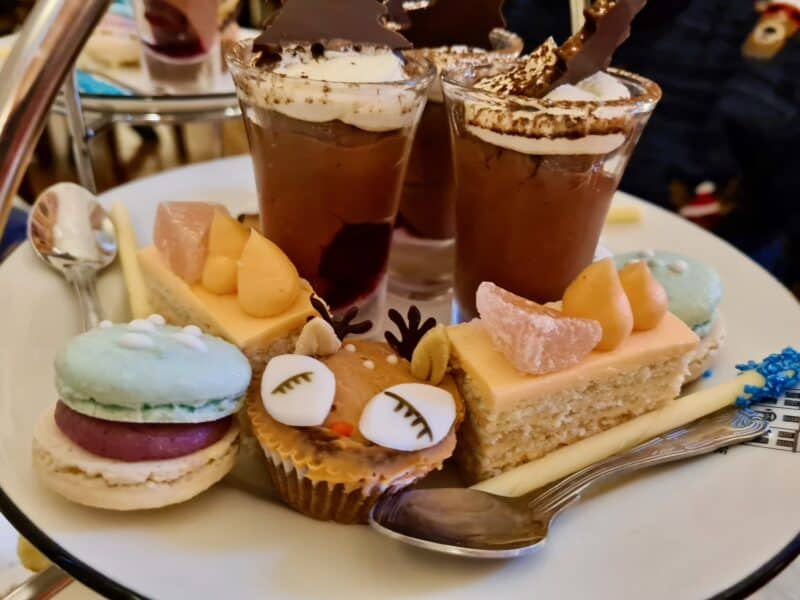 The Assembly House Narnia afternoon tea cakes