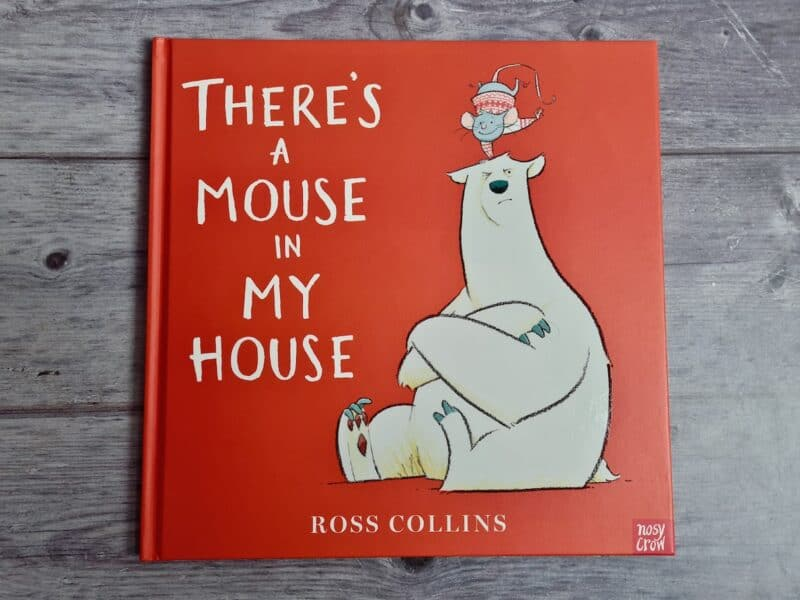 There's A Mouse In My House