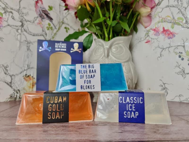 Bluebeard's Revenge Soap Set