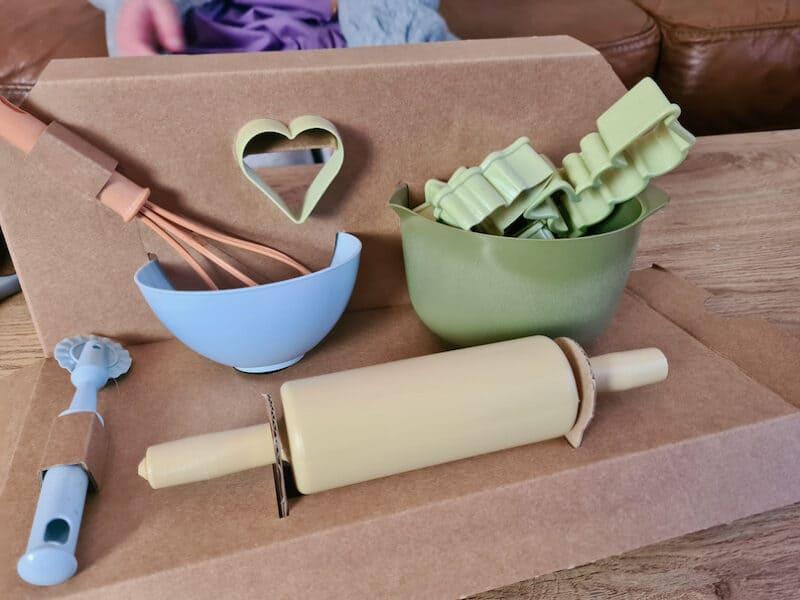 Dantoy baking set