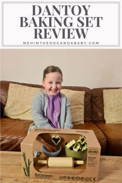 Dantoy baking set review