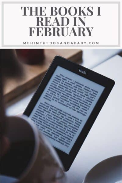 The books I read in February