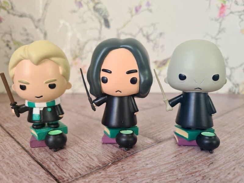 Harry Potter charm figurines