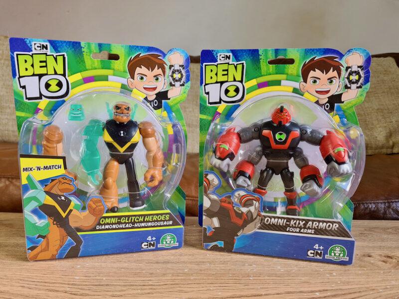 Ben 10 figures