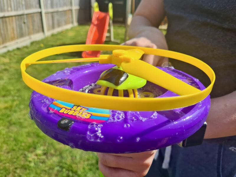 Gazillion Bubbles Sky Bubbles