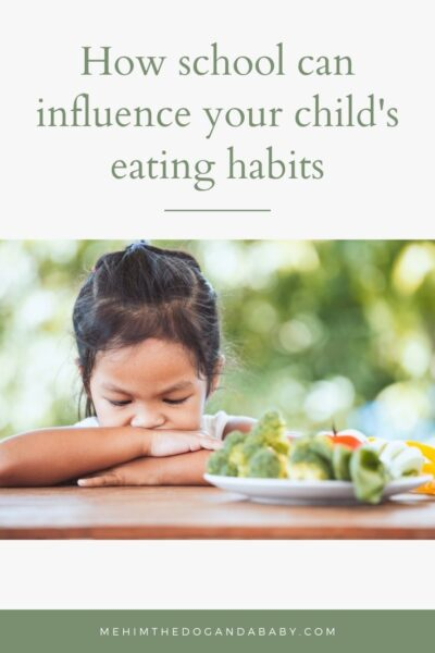 How school can influence your child's eating habits