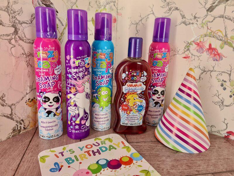 Kids Stuff Crazy bath products