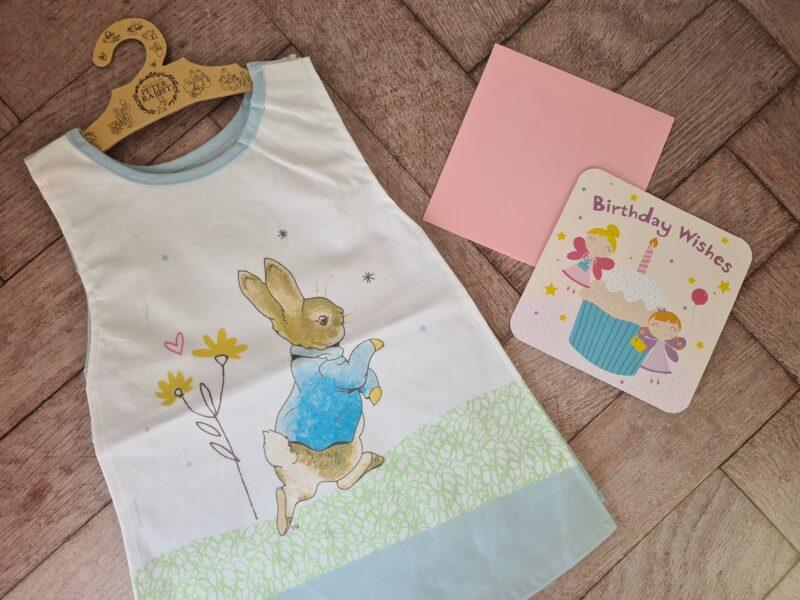 Peter Rabbit tabbard