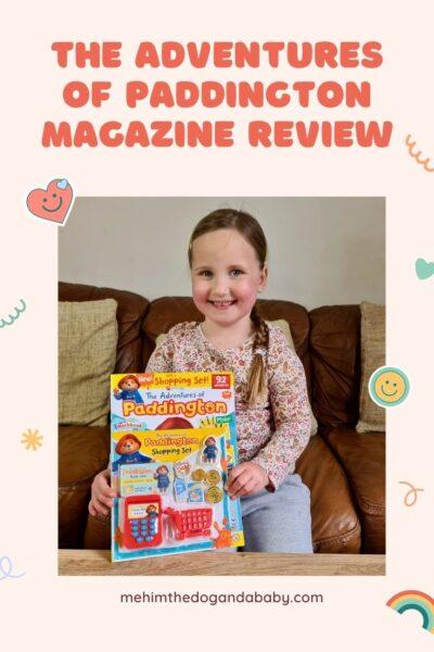The Adventures of Paddington magazine review