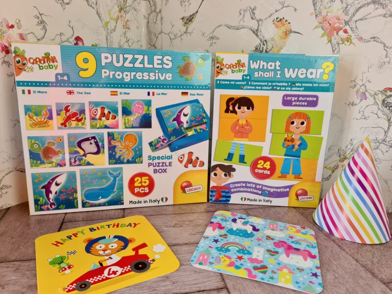 Toys and Bears puzzles and games