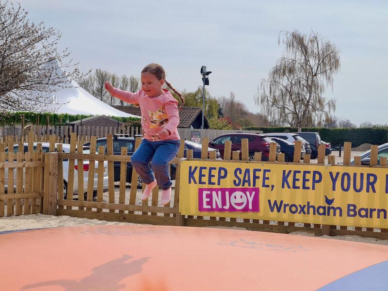 Wroxham Barns April 2021