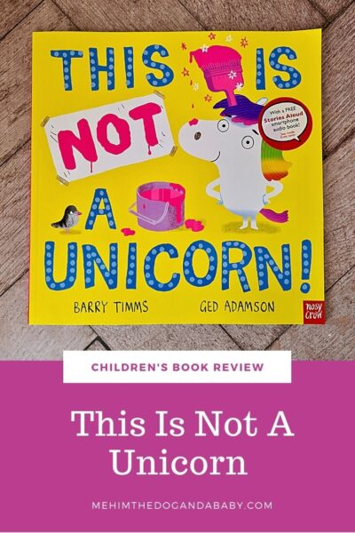 Children's book review_ This Is Not A Unicorn