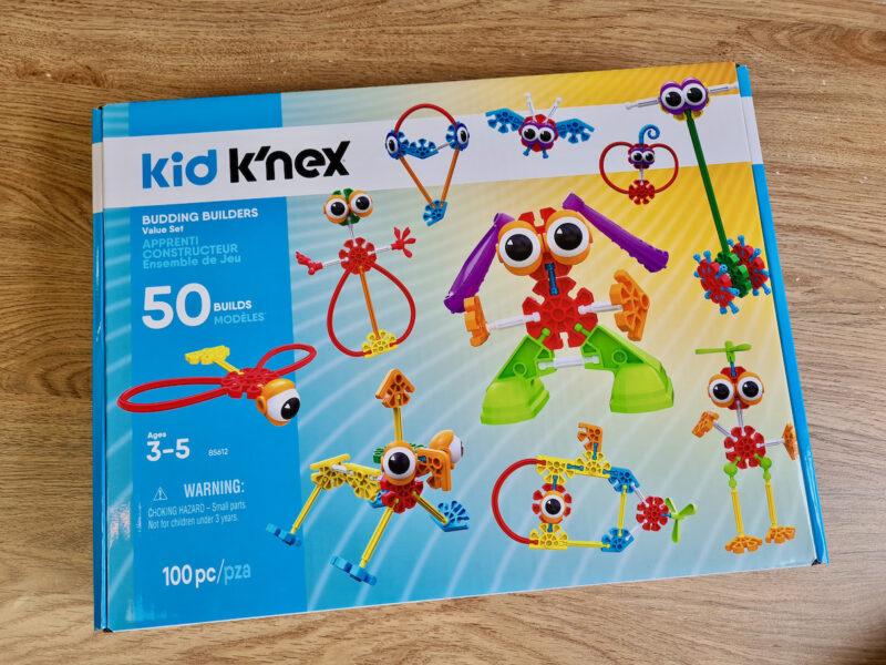 Kid Knex Budding Builders