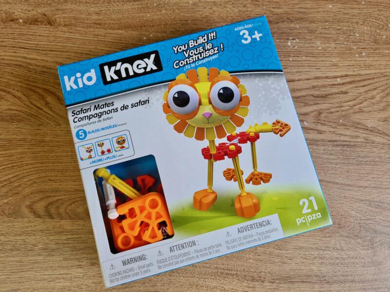 Kid Knex Safari Mates