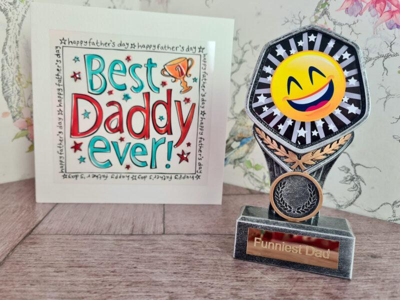 Laughing emoji award