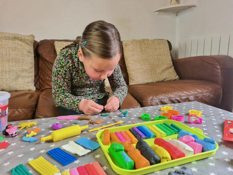 Making with Plasticine