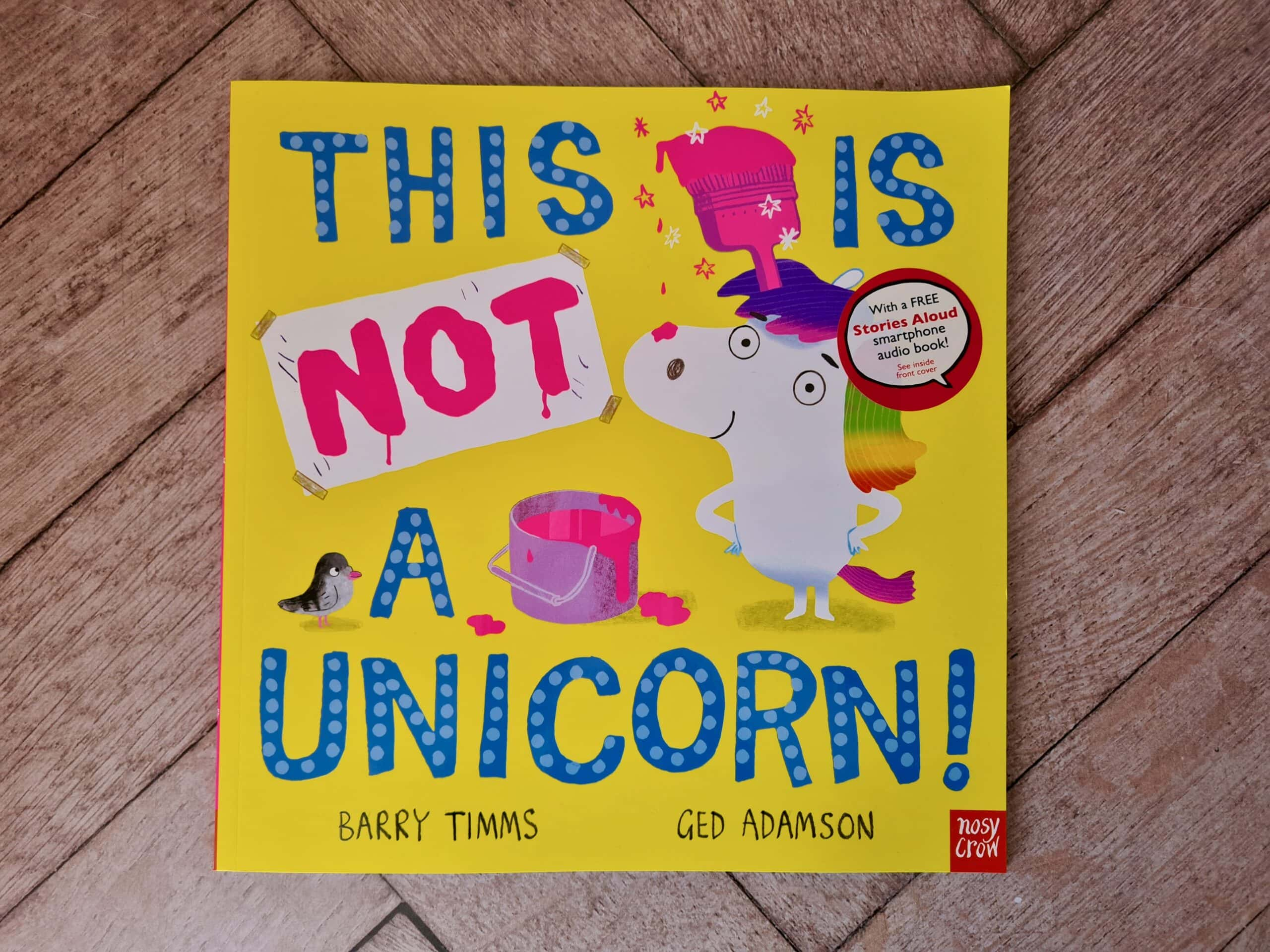 This Is Not A Unicorn