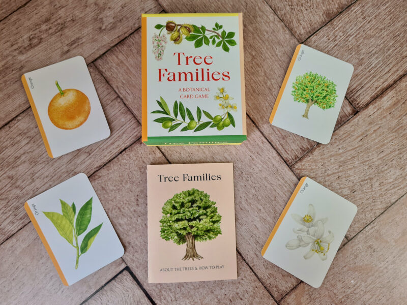 Tree Families game