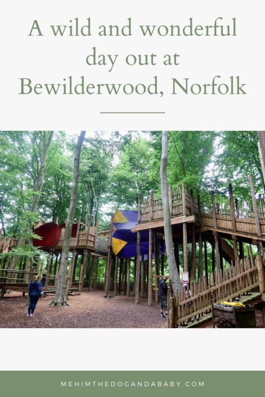 A wild and wonderful day out at Bewilderwood, Norfolk