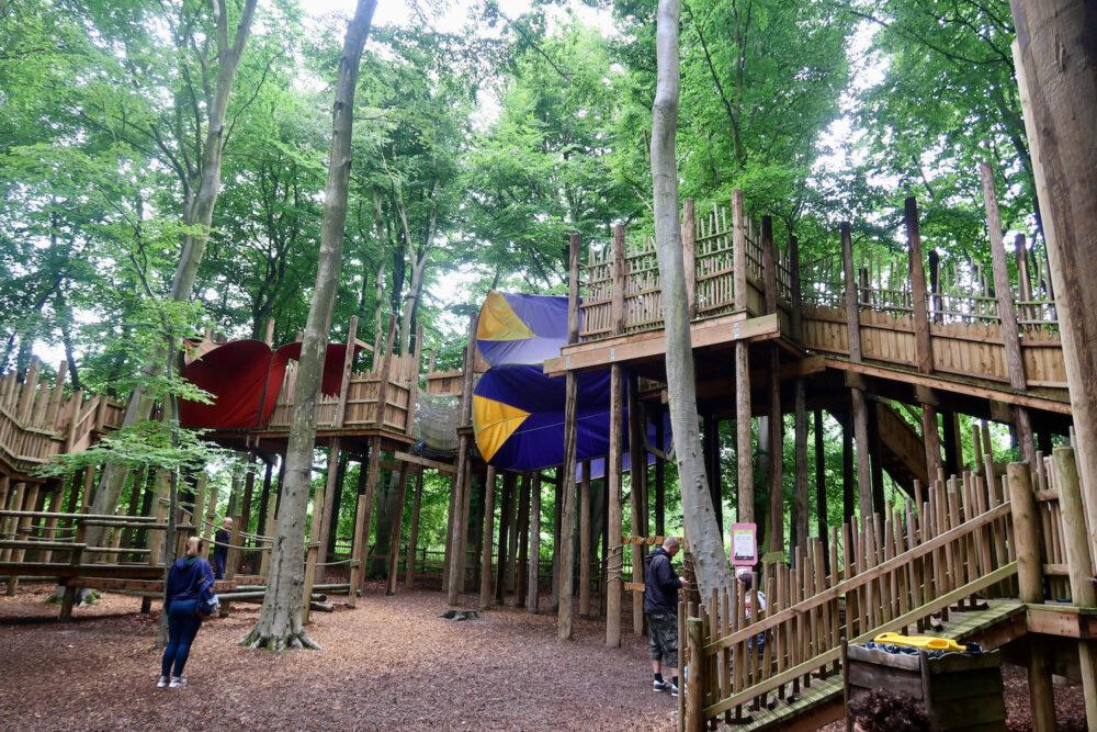 Bewilderwood The Towering Treetop Tangles