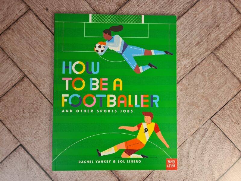 How to be a footballer and other sports jobs
