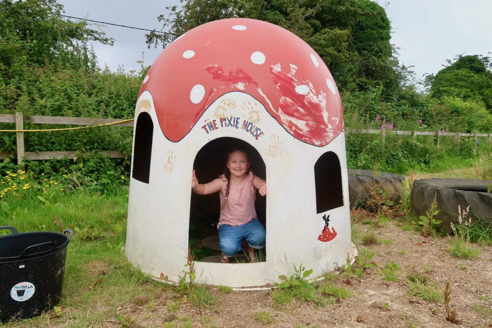 Bumblebarn play area
