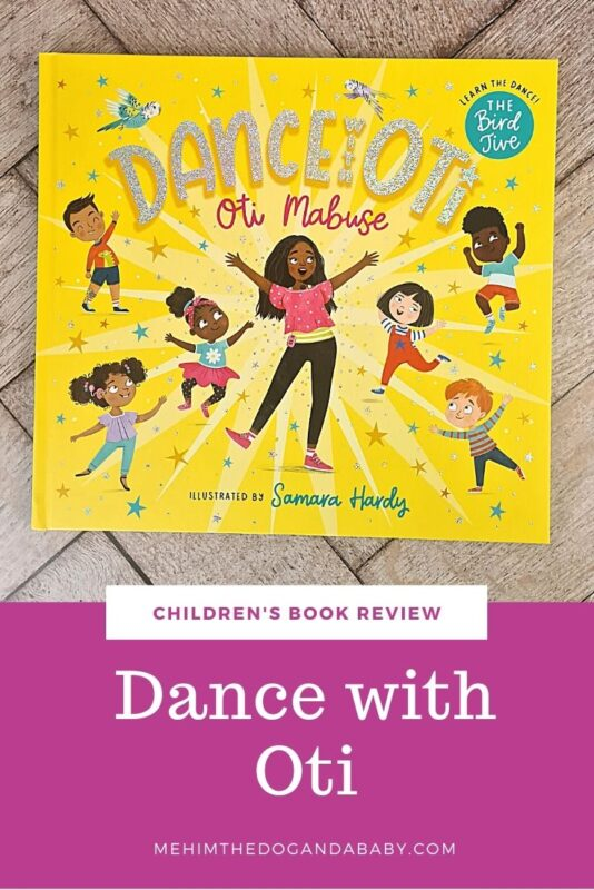 Children's book review Dance with Oti