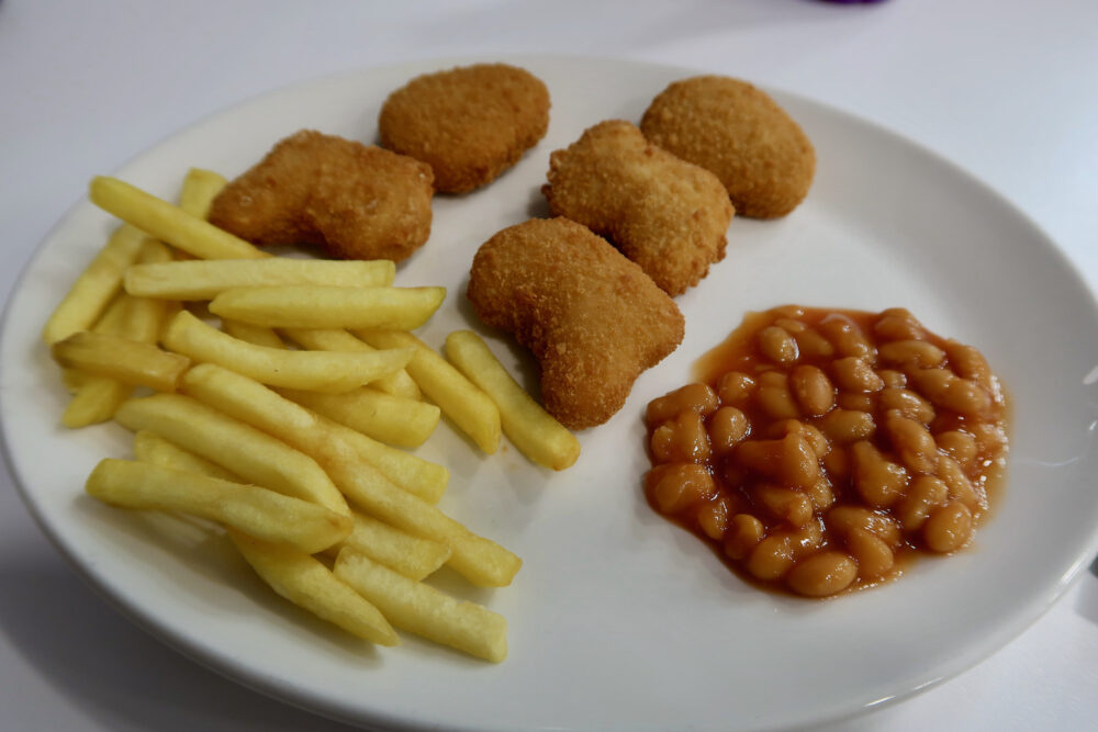 High Altitude Norwich childrens meals