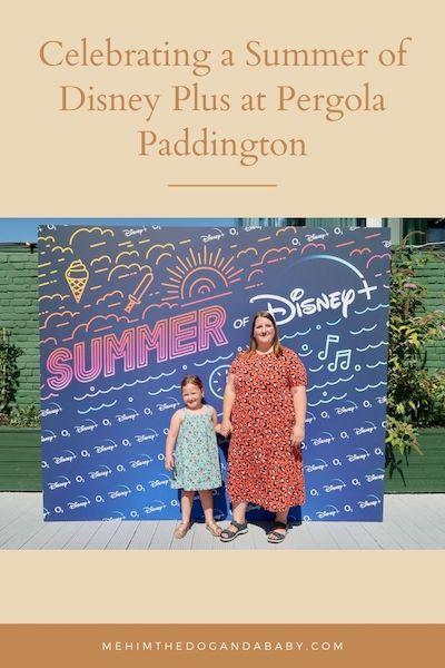 Celebrating a Summer of Disney Plus at Pergola Paddington