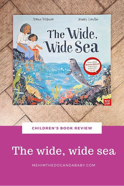 Children's book review: The wide, wide sea