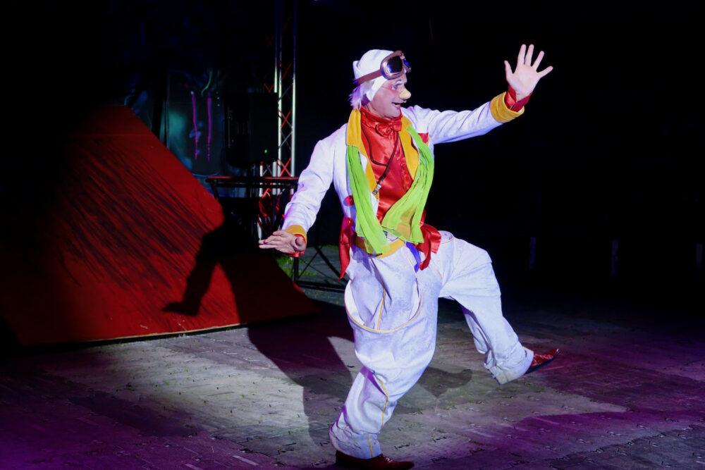 Circus Cortex clown