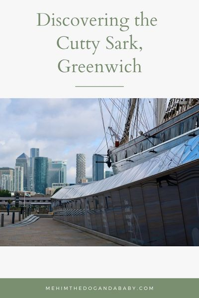 Discovering the Cutty Sark, Greenwich