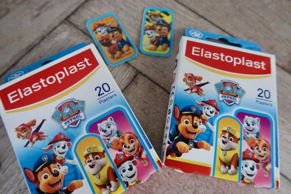 Elastoplast Paw Patrol plasters